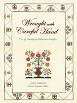 Wrought with Careful Hand front cover